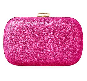Pink clutch from Dynamite #65-9482