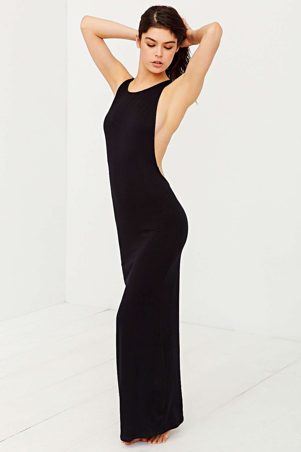 Maxi dresses in or out