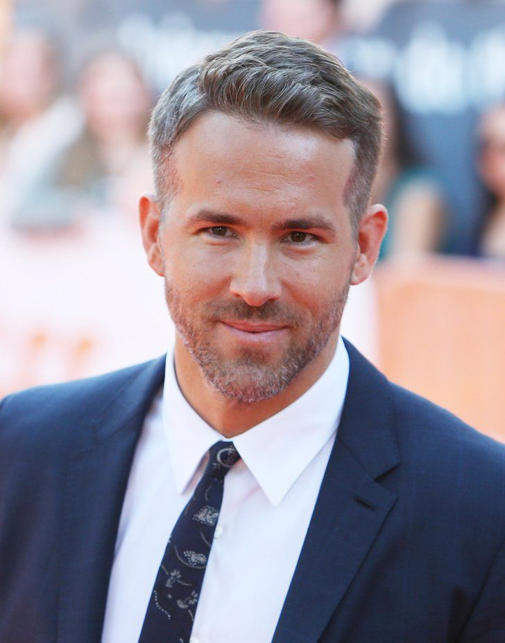 21++ How to get ryan reynolds hairstyle info
