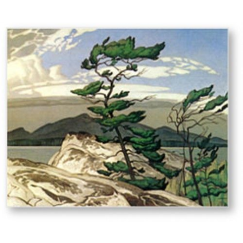 A. J. Casson - The White Pine