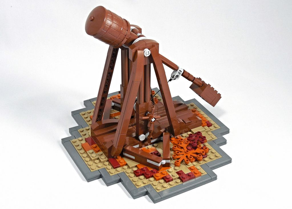 All Sizes Simple Trebuchet Flickr Photo Sharing Catapults