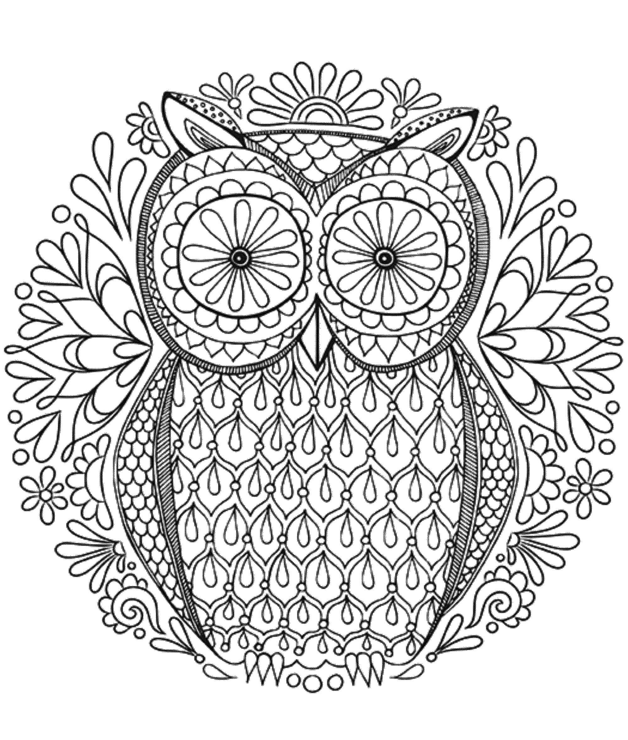 Mandala To Download In Pdf 6 Mandalas Coloring Pages For Adults