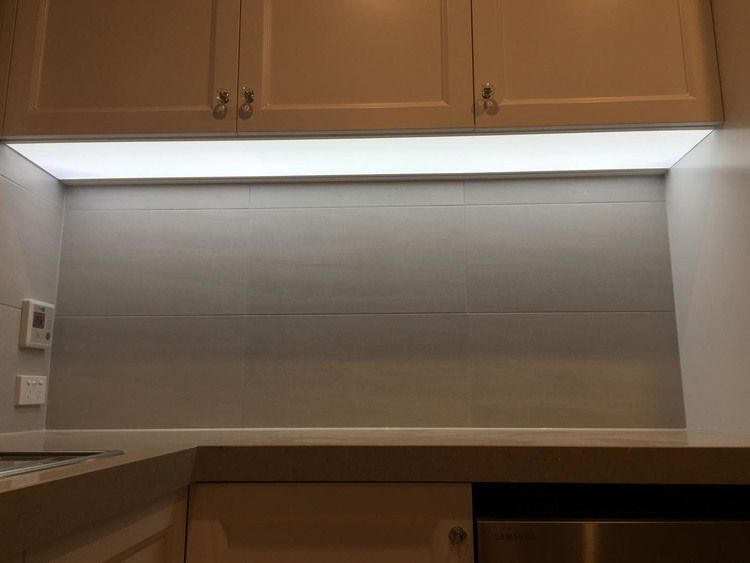 Pixalux Incredible Led Light Panels Used In A Kitchen Cabinet Provides Light To The Kitchen Worktop As Well As Lig Cheap Cabinets Light Panels Led Panel Light