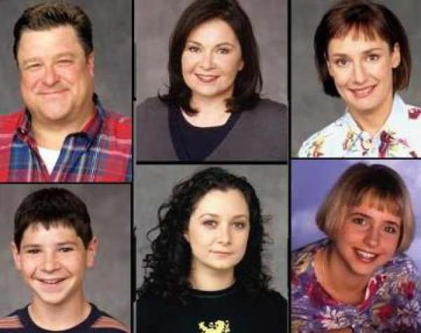 The Kitchen Show Cast roseanne cast | roseanne | pinterest