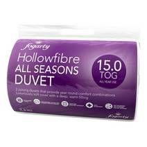 Fogarty All Seasons 15 Tog Duvet | New home | Pinterest | Bed ... : fogarty quilts - Adamdwight.com