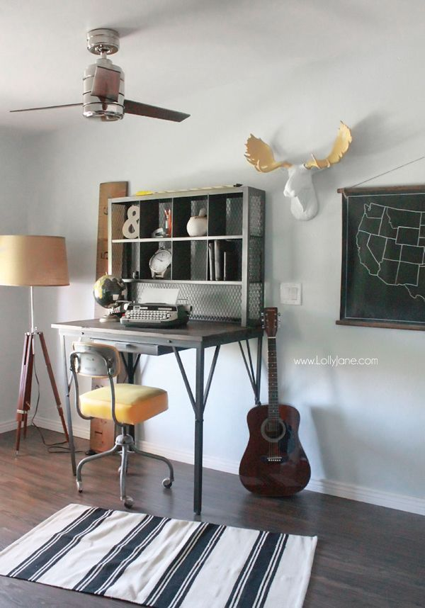 Man Cave Makeover With Images Home Decor Home
