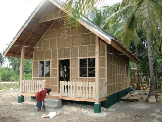 Tagaytay Bamboo Design Grills Philippines Cottages Housing Recycling