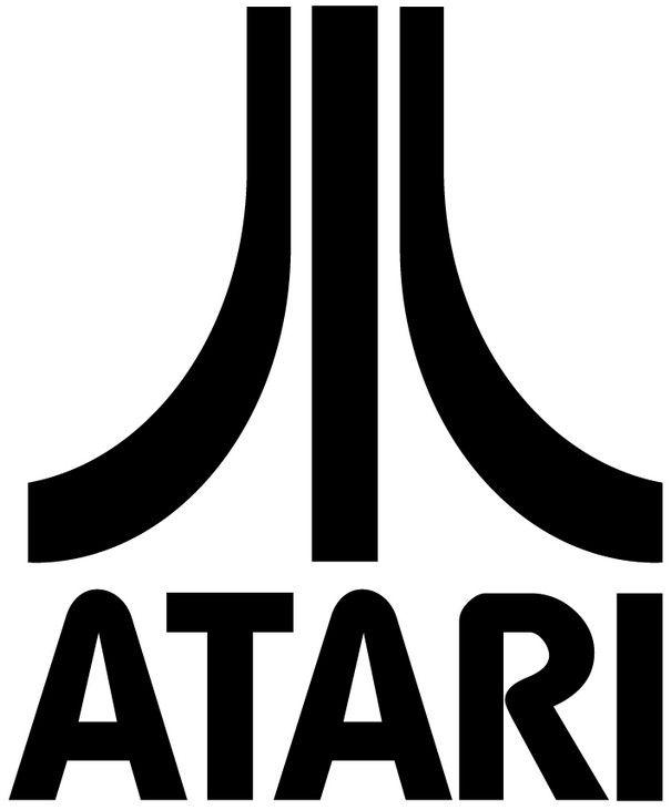 Atari Logo Vector Free Logo Eps Download Famous Logos Logos Atari Logo