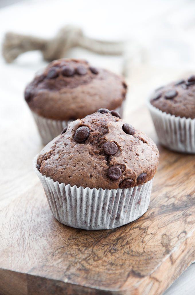 Chocolate muffin recipe no baking powder