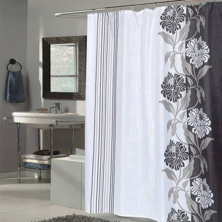 Home Fabric Shower Curtains Long Shower Curtains Extra Long Shower Curtain