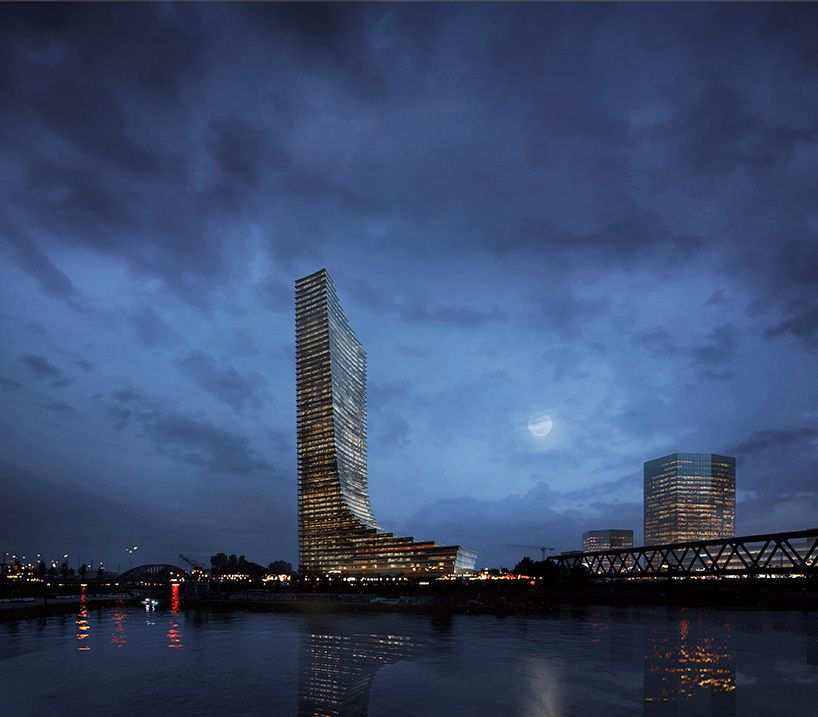 David Chipperfield Architects Wins Elbtower Competition In Hamburg David Chipperfield Architects Tower Architect