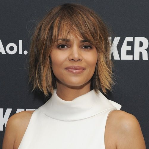 Halle Berry Joins Instagram  And Posts A Topless Photo -2362