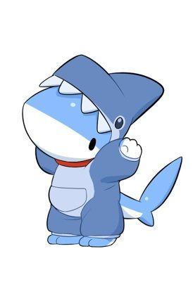 Shark Pajama Art By 0vress0 On Deviatart Cute Shark Cute