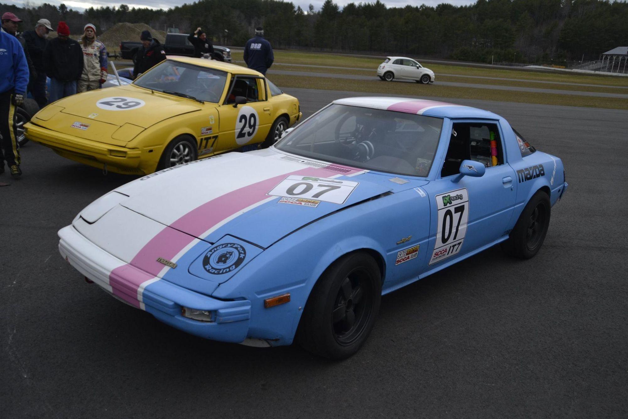 Post your favorite 1st gen RX7 race car livery - RX7Club.com