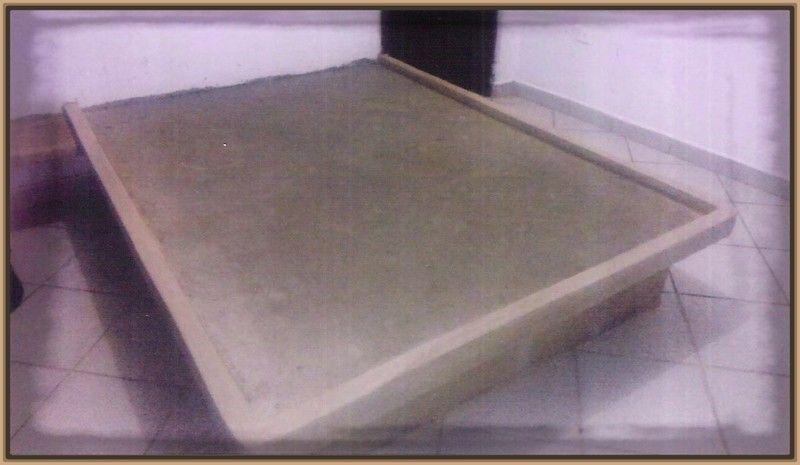 Modelos de camas matrimoniales de cemento | Ideas para Casa en 2018 ...