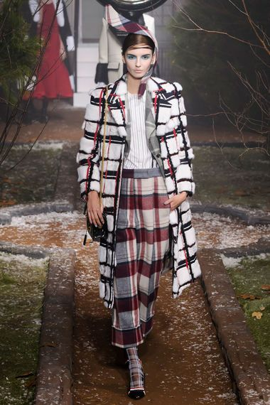 Thom Browne: Fashion Week New York 2016