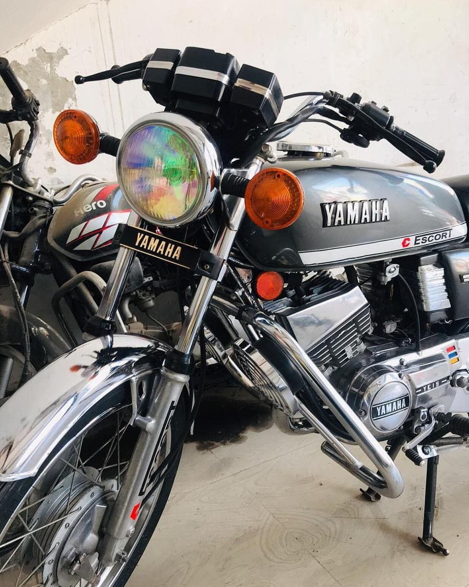 Pin by pravin on Yamaha rx100 in 2020 (With images