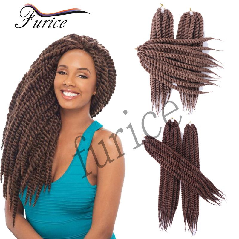 Best Hair Extensions Havana Mambo Twist Braiding for Kids Senegalese Protective Box Braids Hair African Hairstyles Braids