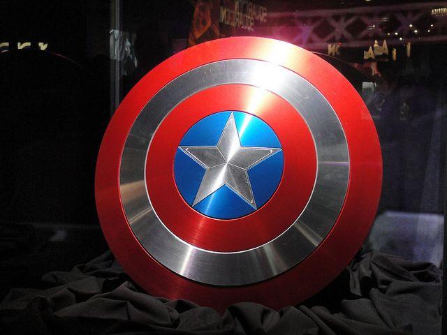 Captain America S Shield Captain America Captain America Shield Captain