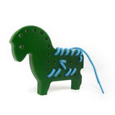 42 apiece - naef horse