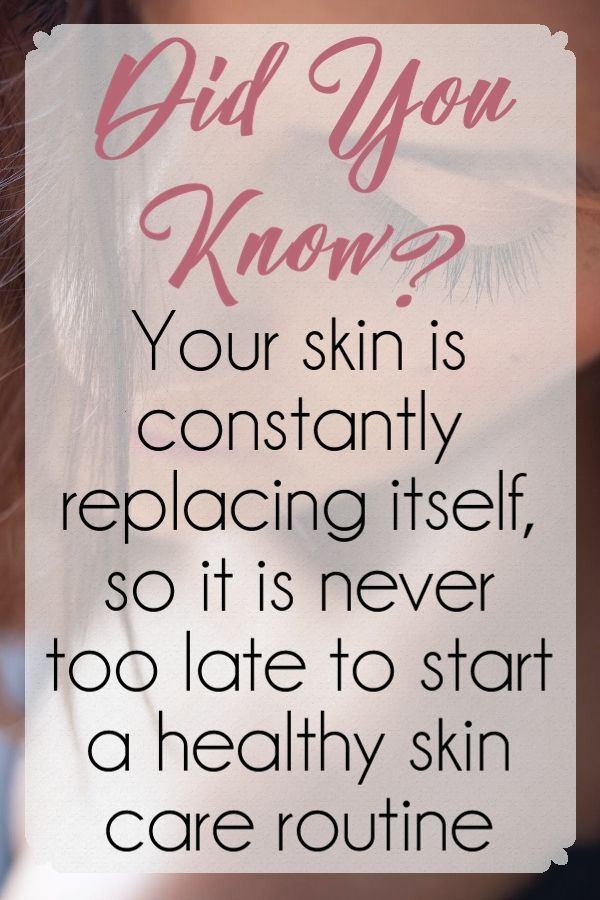Your Skin Is Constantly Replacing Itself So Its Never Too Late To Start Taking Care Of It Skin C Mary Kay Skin Care Skin Care Essentials Mary Kay Marketing