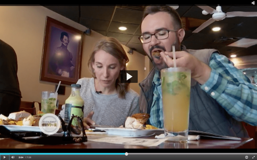 Food Done It? gets featured in 8minute Restaurant Hunter
