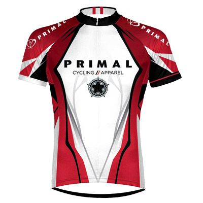 A Primal Jersey Design Looks Great On The Road Bike Cycling Outfit Cycling Inspiration Primal Wear