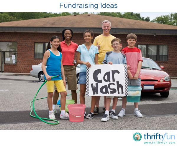 This guide contains fundraising ideas. Finding a lucrative, thrifty ways to raise money for nonprofit organizations can be a challenge.