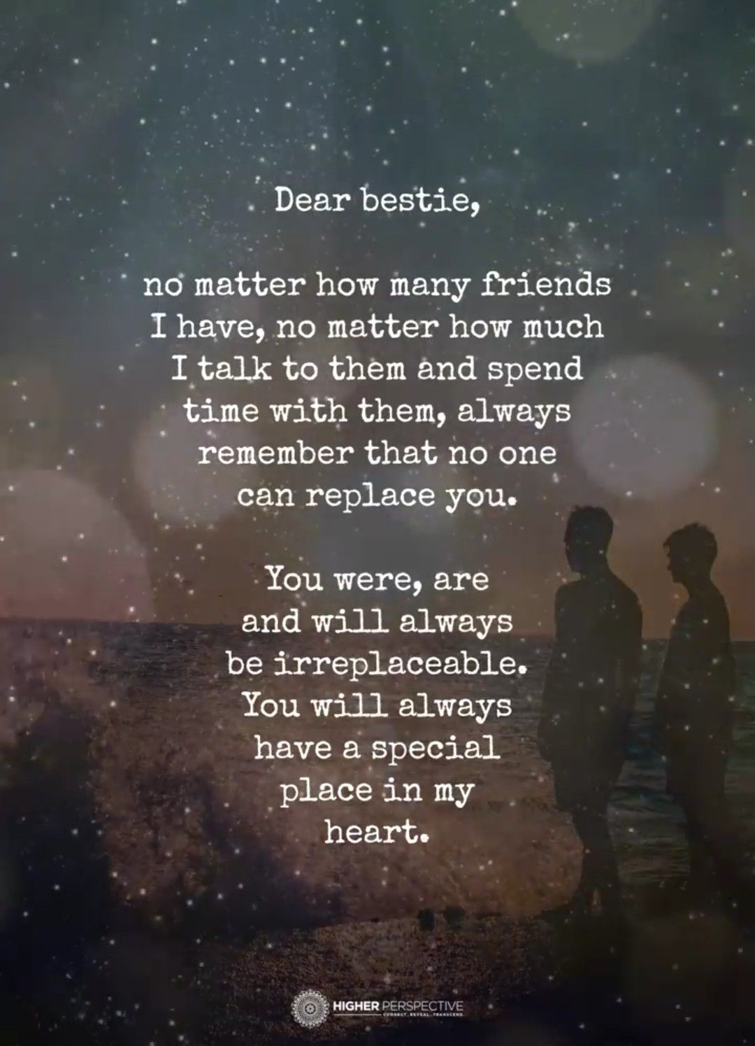 Dear Bestie Friends Quotes Friend Birthday Quotes Friends Forever Quotes