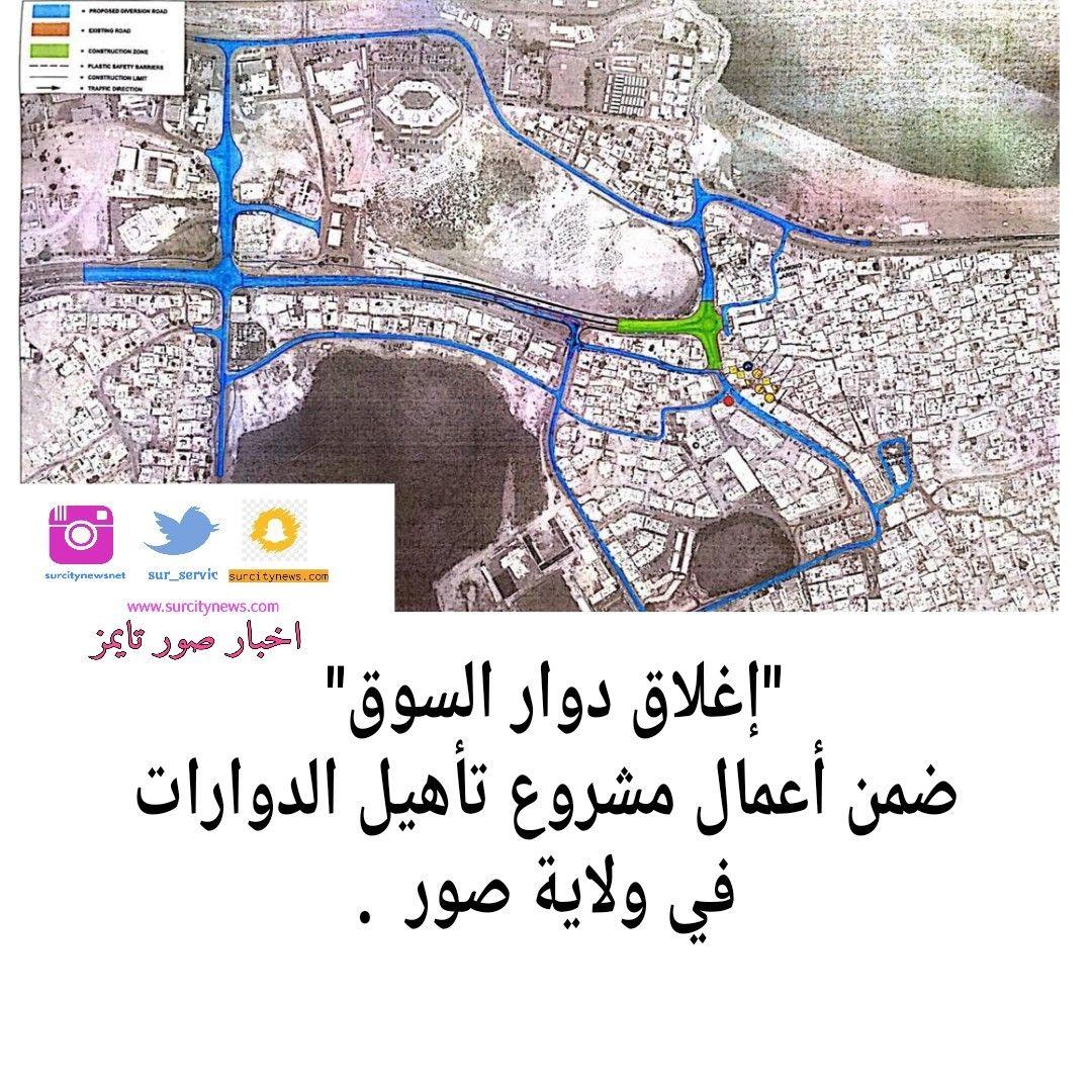 Pin By Sur Citynews On ولاية صور City Photo Photo Aerial