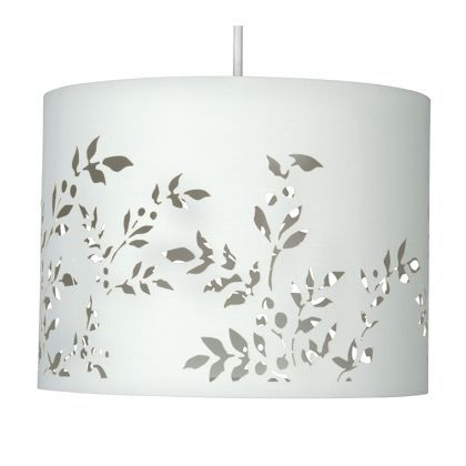 Flower cut out shade cream at homebase be inspired and make your house a home nectar points was save over