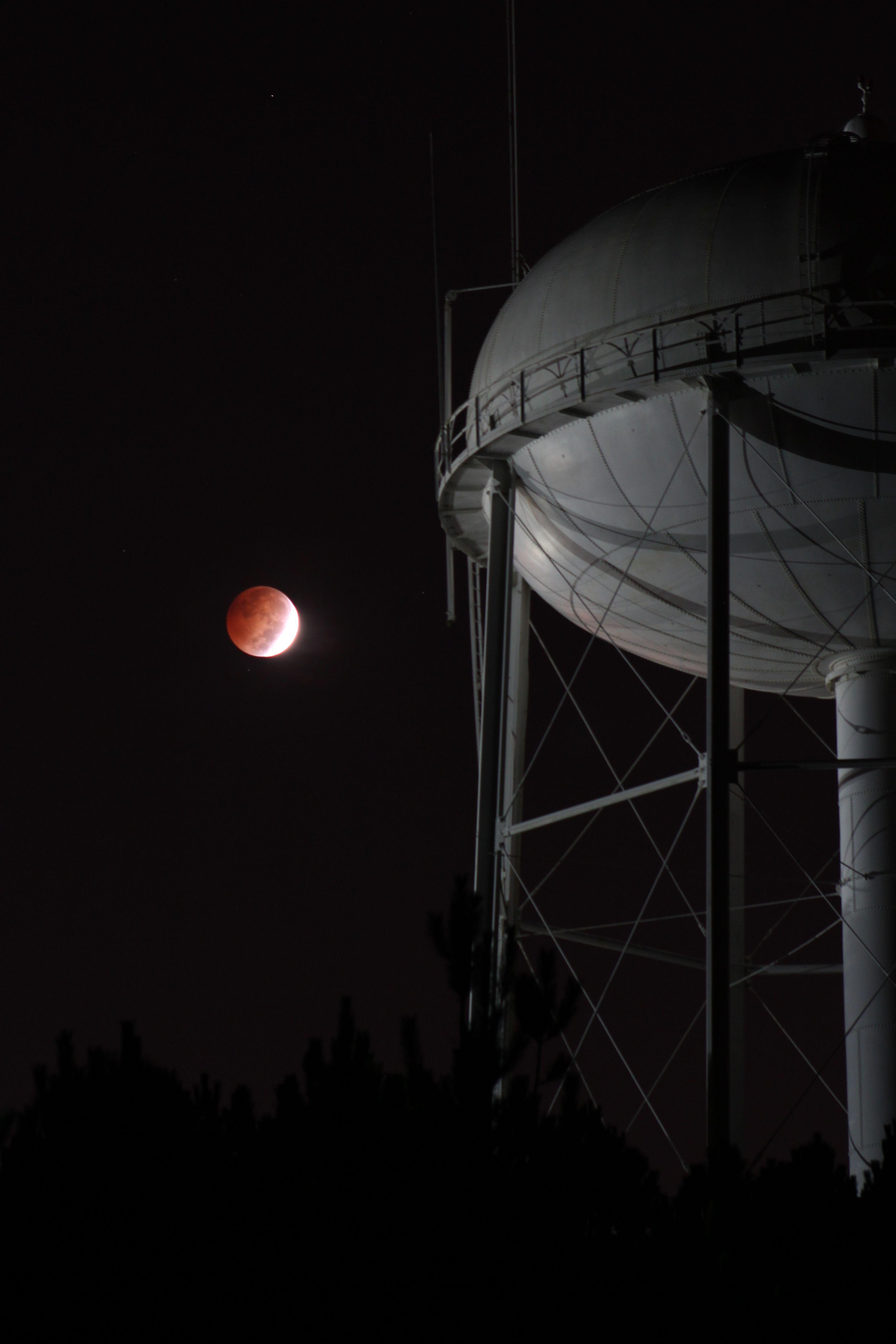 Blood Moon Total Lunar Eclipse Of Oct 8 2014 Photos