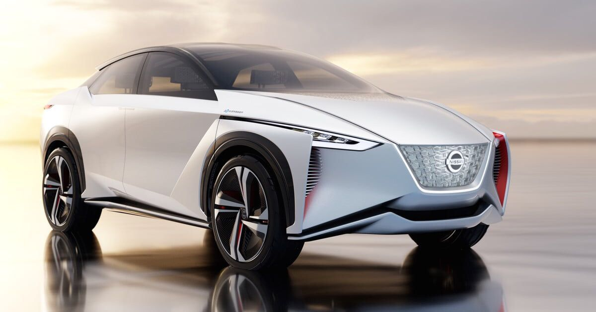 Electric Nissan Leafbased SUV Scheduled for 2021 Release