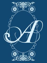 Alphabet A free chart
