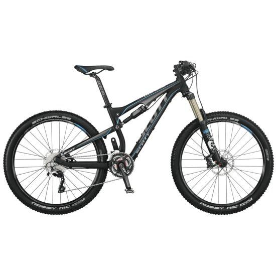 SCOTT Contessa Genius 700 Bike | Scott bikes, Scott spark