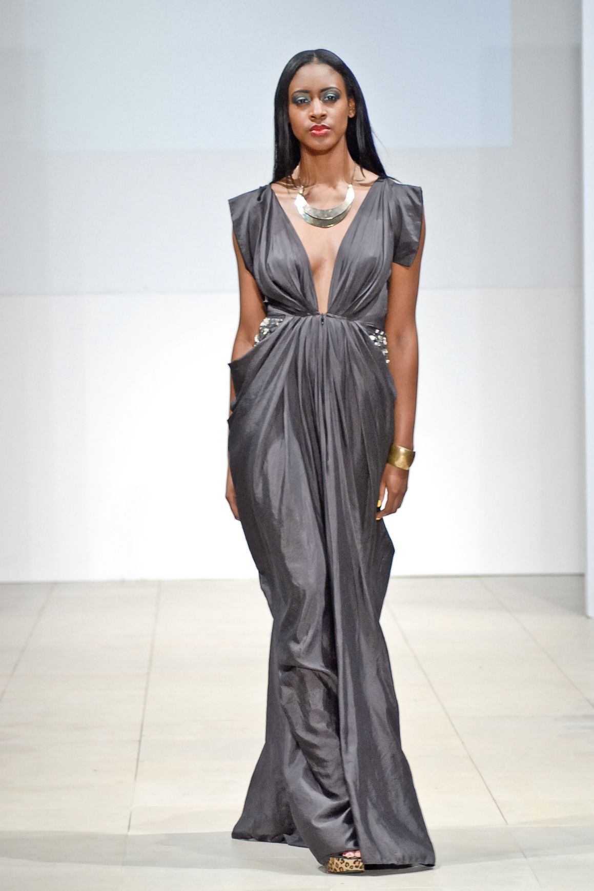 Korto Momolu : Africa Fashion Week in New York