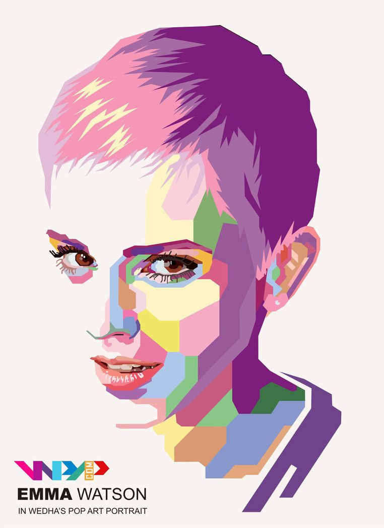 WPAP Wedhas Pop Art Portrait By Widi Kurniawan Via Behance