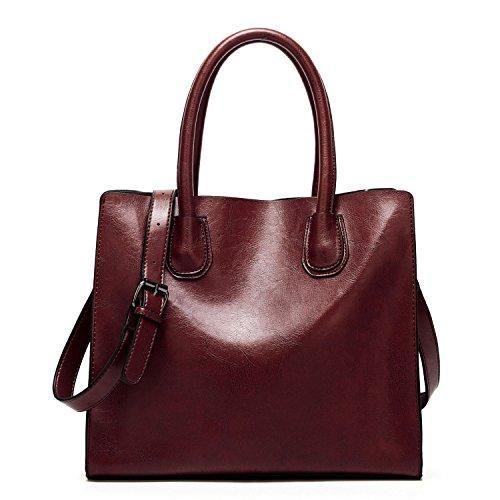 40fcb8b696ed ToLFE Women Top Handle Satchel Handbags Shoulder Bag Tote Purse ...