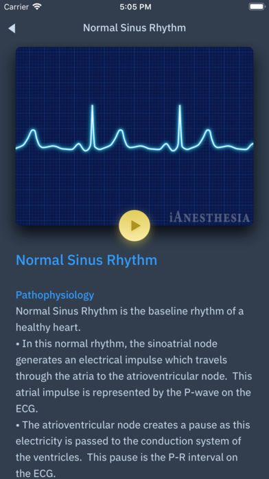 ACLS Rhythms and Quiz Medicină