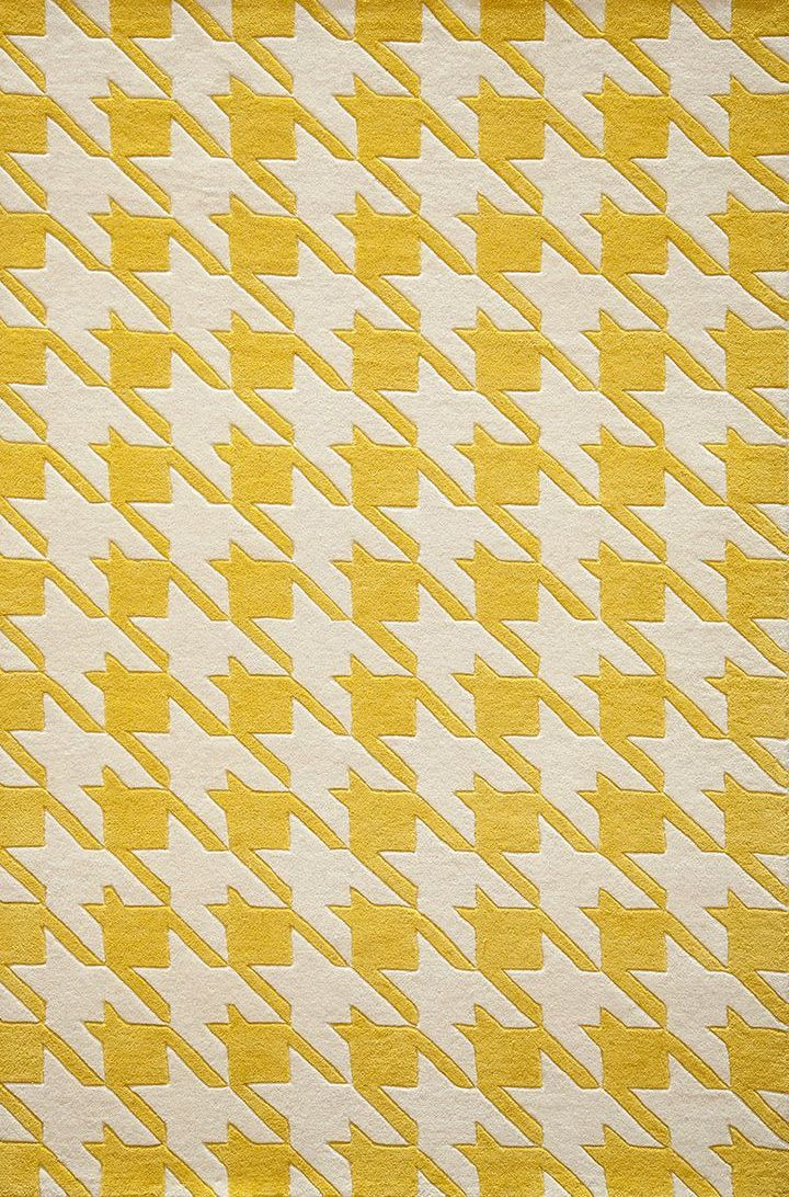 Lost In Pattern With Images Yellow Area Rugs Wool Area Rugs