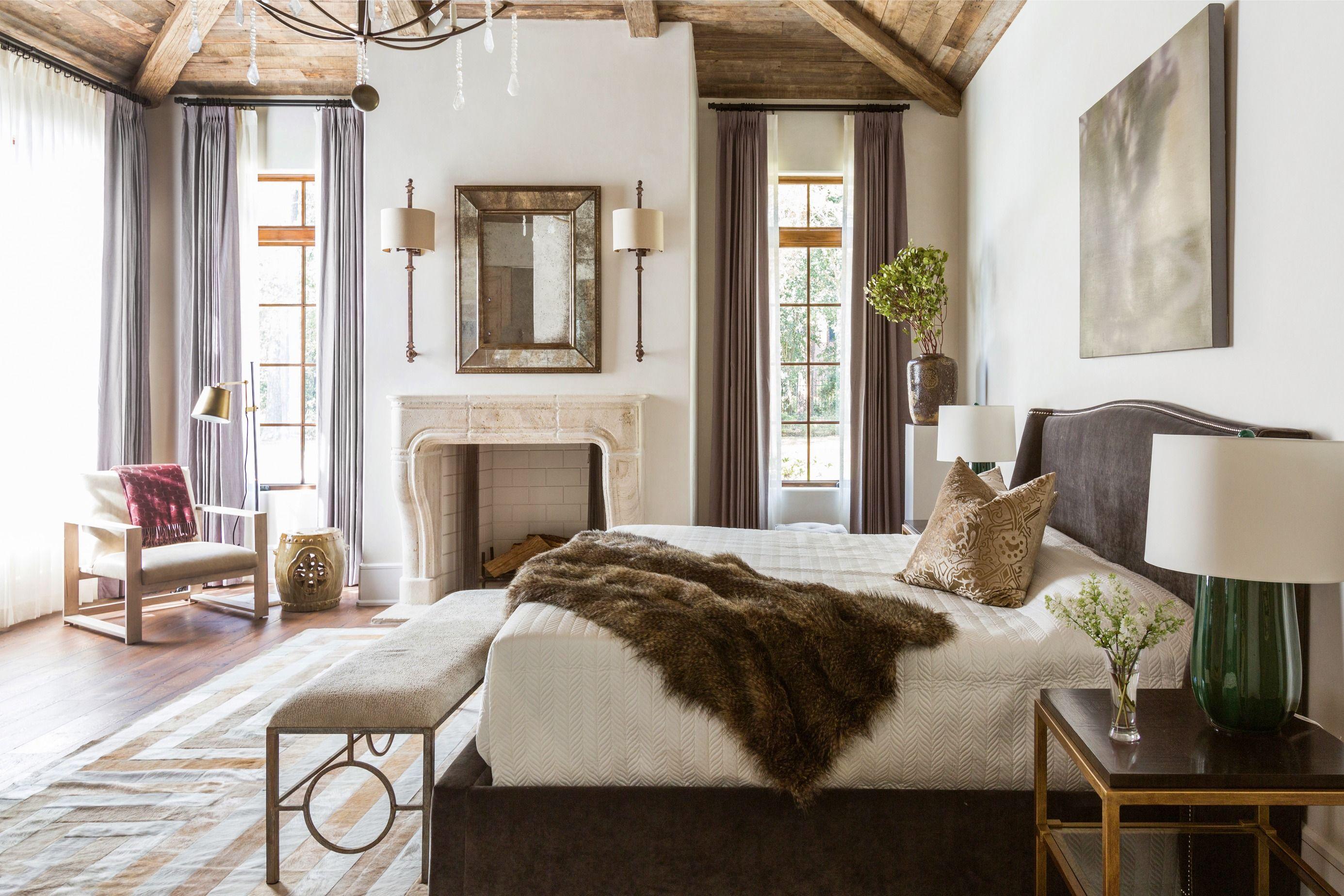 Simple, Elegant Houston Home in 2020 | Elegant master ...