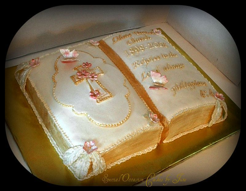Church Anniversary Cake With Images Anniversary Cake Cake
