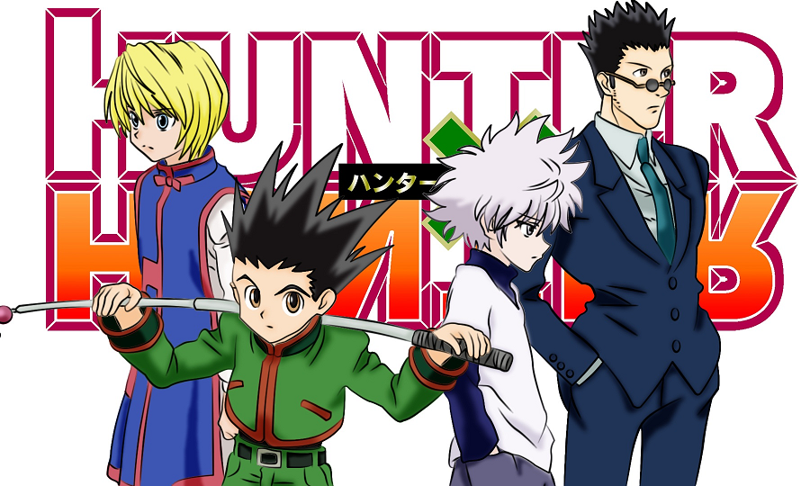 Pin By Cosplay Anime On Best Page In The Universe Hunter Anime Hunter X Hunter Anime Episodes