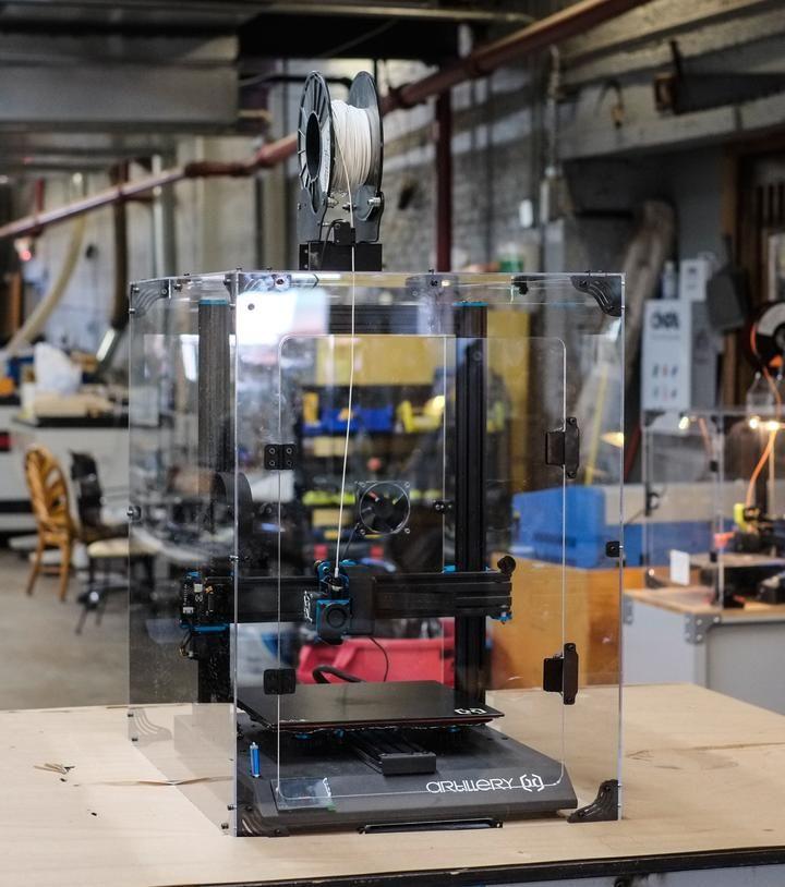 Pin by Sharon Letchworth on 3D printer enclosures   3d printer. Printer
