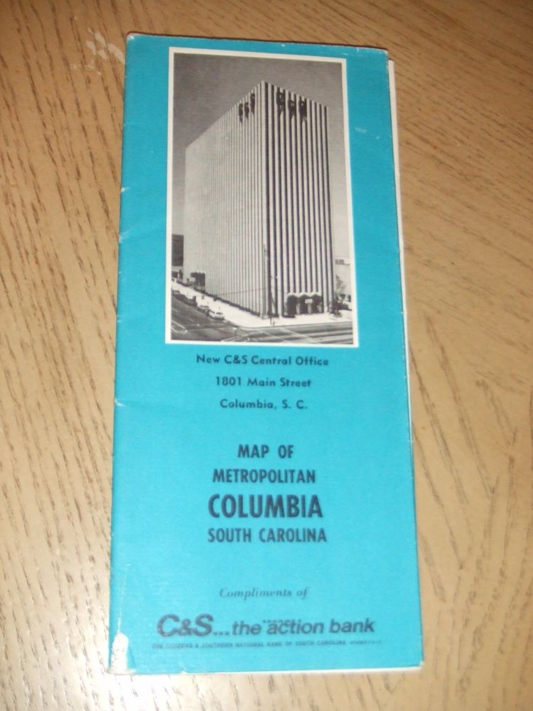 PaincorpsRareFinds VINTAGE 1980s PROMO Columbia South Carolina