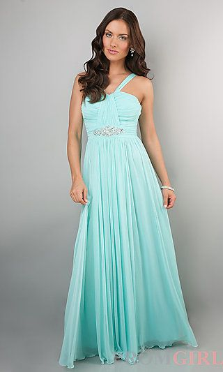 Grecian Inspired Prom Dresses