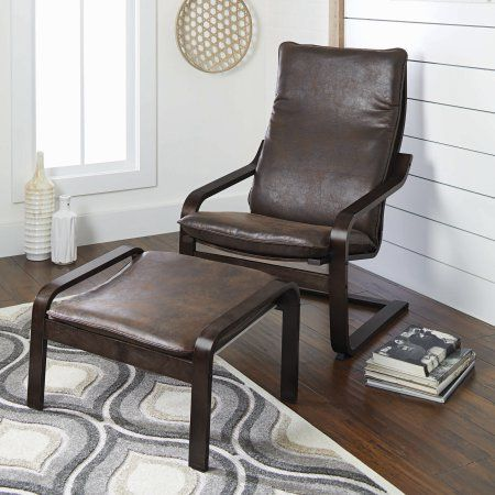 12fa598298702cb4c17867b54070755e - Better Homes And Gardens Sloane Bentwood Chair & Ottoman Set