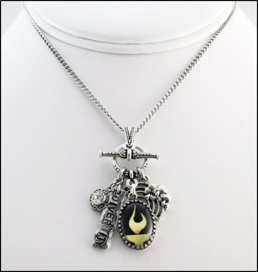 Chalice uu necklace chalice jewelry unitarian necklace charm chalice uu necklace chalice jewelry unitarian necklace charm glass pendant 4800 aloadofball Gallery