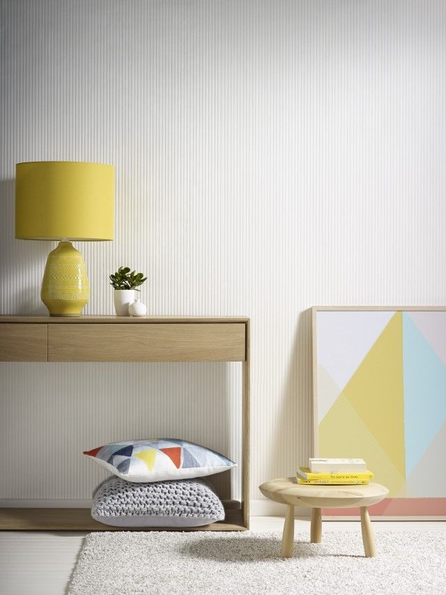 Duluxu0027s New Paintable Wallpaper Is Removable Too
