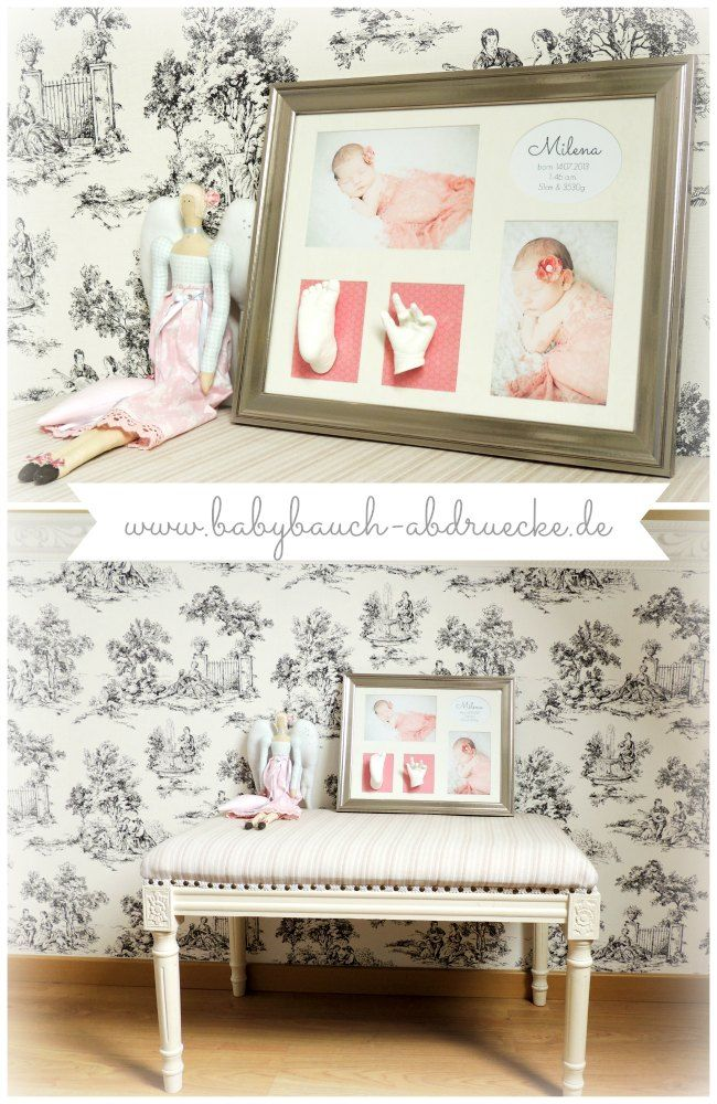 Little Baby hand & foot in a frame - cutest keepsake at all! By ...